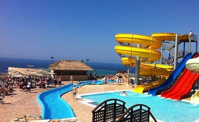 Silva Beach Hotel Hersonissos Griechenland